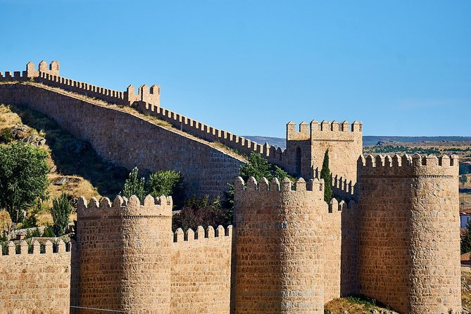 Visita guiada de un día a Ávila y Segovia desde Madrid, Madrid, ESPAÑA