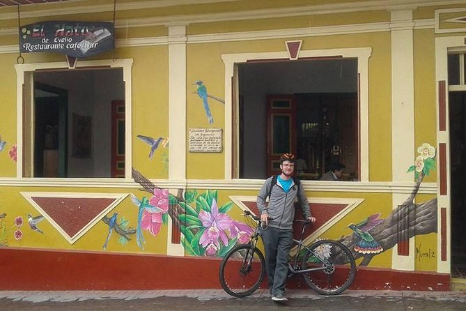 Cultural Coffee bike tour, Pereira, COLOMBIA