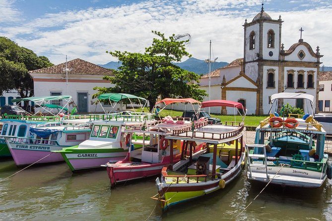 Walking Tour - The Best of Paraty city center, Paraty, BRASIL