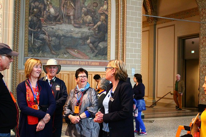 Evite las colas: visita al Museo de Van Gogh y el Rijksmuseum, incluido un crucero por los canales de Ámsterdam y almuerzo, Amsterdam, HOLANDA
