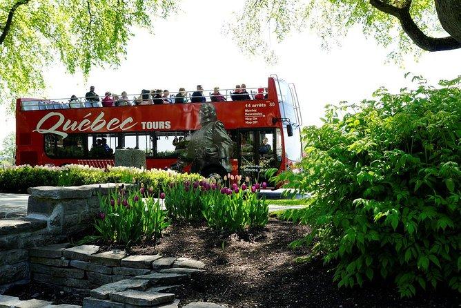 Quebec City: Double Decker Express Tour, Quebec, CANADA
