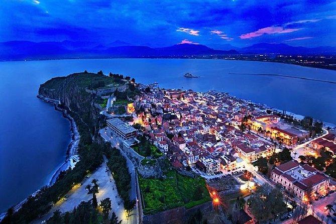 Day Trip from Monemvasia to Nafplio, Corinto, GRECIA