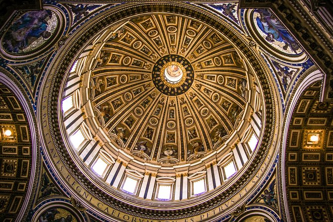 Vatican Museums & Sistine Chapel & St. Peters Basilica Early Entry Private Tour, Roma, ITALIA