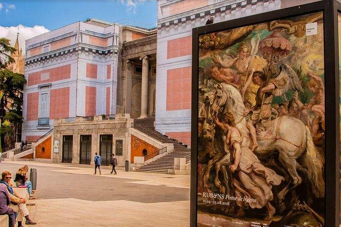 Visita guiada por expertos al Museo del Prado con entrada Evite las colas y degustación de tapas opcional, Madrid, ESPAÑA