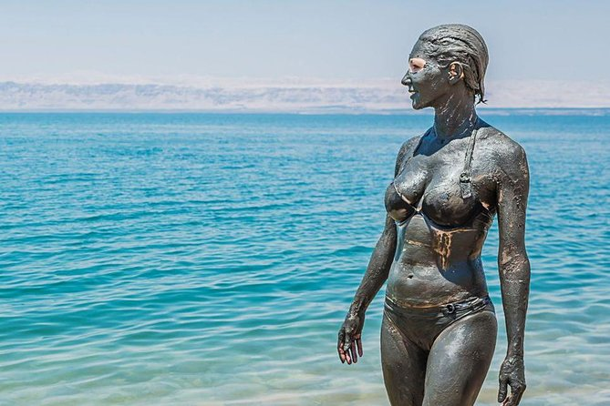 Half Day Private Tour To Dead Sea, Madaba, JORDANIA