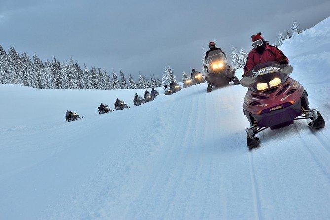 MÁS FOTOS, Pamporovo Ultimate Snowmobile Experience