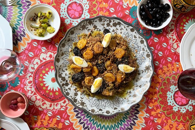 Authentic Moroccan Home-Cooking: Private Cooking Class with a Casablanca Local, Casablanca, MARRUECOS