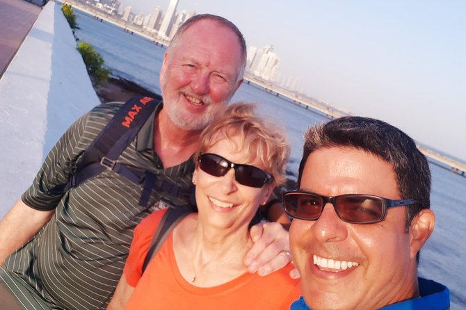 Get the best value, at the best price in Panama City, by acquiring this extraordinary tour. <br><br>Includes 5 hours touring the most important sites in the City, pick-ups in your hotel, <br><br>get the Entrance Ticket to the Panama Canal and forget about the long lines !!!, <br><br>Drinks throughout the tour, plantain chips , safety and comfort in our vehicles and tour guides certified by the Panama Tourism Authority.<br><br>Enjoy the Amador Causeway and the spectacular view of the city from the islands that were once occupied by US military bases, and that today are incredible tourist attractions for locals and foreigners.<br><br>Enjoy a unique walk through the narrow streets of the city of San Felipe, also known as the Old Town.<br><br>Everything, with the incomparable service, enthusiasm and great professionalism that only CONOZCA PANAMA PRIMERO TOURS can offer you.
