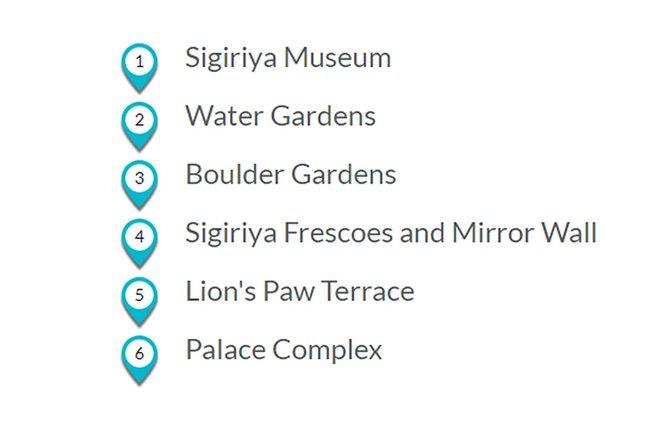 Self-Guided Tour: Sigiriya (UNESCO Heritage Site), Sigiriya, SRI LANKA
