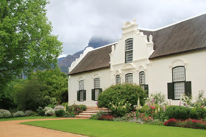 Join a personally hand-picked Host to sip your way around some of the Cape's best wine farms in the picturesque neighbourhood of Constantia. With a Host by your side, visit the oldest wine estate in South Africa, Groot Constantia, where you can explore the old Manor House that has been converted into a museum, before heading to the tasting rooms to sample some of the finest wines. Next, you could visit one or two equally iconic Cape wine estates - Steenberg Estate or Constantia Glen, where you can taste South African MCC while enjoying delicious platters to compliment your beverage. We will contact you within 24 hours of your booking to find out about your interests so we can assign a like-minded Host who will create a bespoke experience for you. Your Host will suggest an itinerary and agree a meeting time and place, but you can always change your mind about what you want to do.