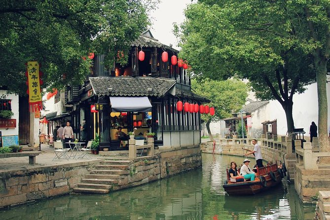 Private Suzhou and Tongli Water Village Day Trip from Shanghai, Shanghai, CHINA