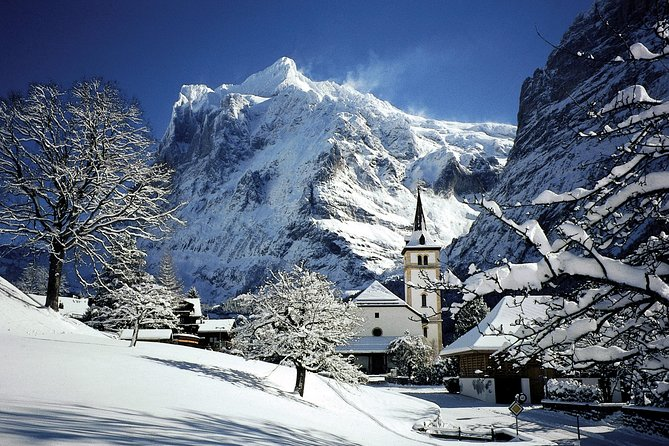 Beginners Ski Day Trip to Jungfrau Ski Region from Lucerne, Lucerna, SUIZA