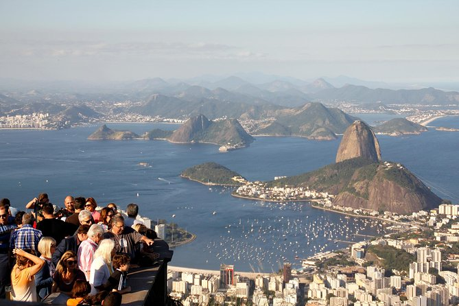 "Enjoy a half day tour that takes you to Christ Redeemer Statue at the top of Corcovado Mountain, See the Selaron Steps and Sugar Loaf and have the rest of your day free to explore, leaving you with more time to visit many other wonders. See three of Rio's greatest landmark's in this small group tour and also get acquainted with Santa Teresa and its unique charming architecture. Cross many items on your ""must see list"" in just 6 hours."