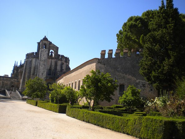 Tomar and Almourol all day, Lisbon, PORTUGAL