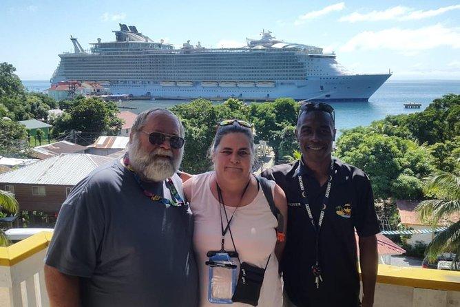 Shore Excursion: Roatan East West Private Half-Day Island Tour, Roatan, HONDURAS