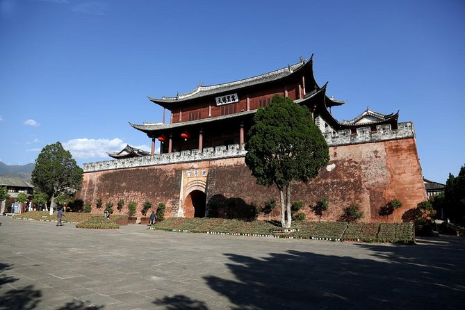 Start your tour at Weibaoshan Mountain and Weishan Old Town. As Weibaoshan is a famous Taoist mountain, you will have chance to see several Taoist temples with Bai construction style. For this one day tour,you will be arranged to visit to the two classic sightseeing to Weishan County-Weishan Ancient Town and Weibaoshan Mountain. We will serve the trip including a private vehicle, a private English-speaking tour guide,one lunch,hotel pick-up and drop-off,bottled water,entrance fee. So that you will have a wonderful trip with our company.