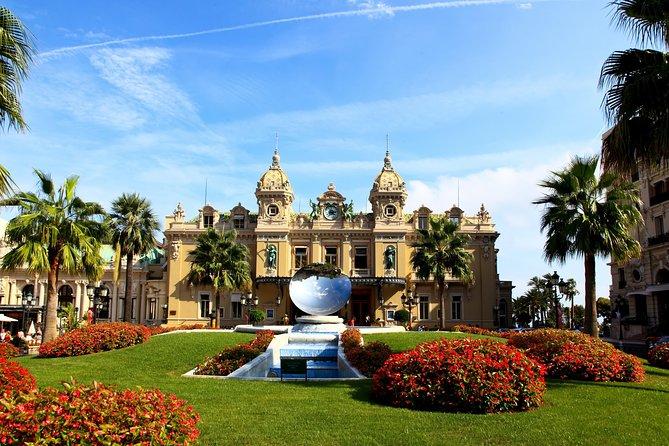 French Riviera Panorama Tour- Monaco,Monte Carlo, Eze, Antibes, Cannes, ,