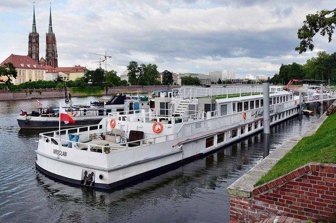 Breslau kurze Privat-Führung mit Schifffahrt de lux, 2 h (Gruppe 6-15 Personen), Breslavia, POLÔNIA