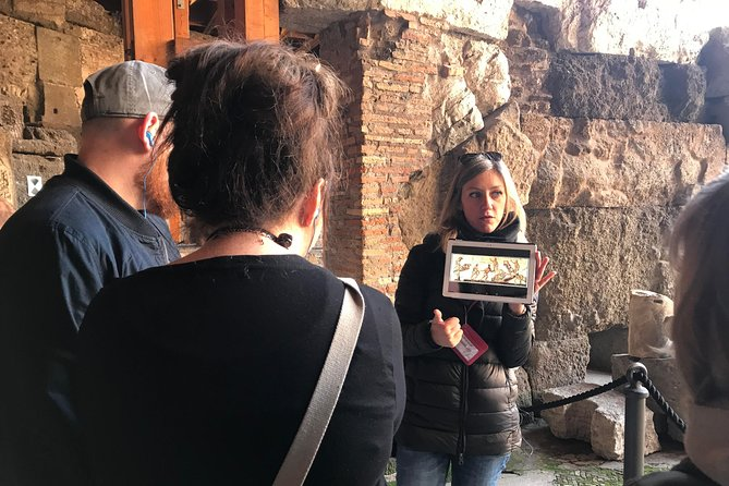 A once in a lifetime experience, this exclusive small group tour, up to 14 or 24 people (depending on the day you choose), allows you to visit the areas of the Colosseum usually closed to the general public (the dungeons, the arena). With a passionate guide you will visit the world's most famous amphitheater, the Colosseum, exploring special closed-off areas and then proceed to the fascinating Roman Forum, the meeting point of Ancient Rome. With this tour you will really feel like a VIP as you set foot in the 'backstage' areas of the Colosseum and visit areas seen by less than 1% of visitors! If you are looking for a really comprehensive and engaging tour of Ancient Rome the Restricted Areas Colosseum and Roman Forum Small Group tour is the choice for you.