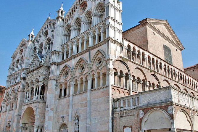 Ravenna Food Tour with Wine Tasting and Guided Sightseeing of Top Attractions, Ravenna, ITALY