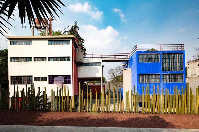 FRIDA KALHO & DIEGO RIVERA MUSEUMS (Private), Ciudad de Mexico, MÉXICO