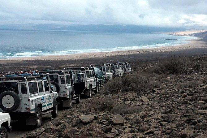 4x4 Jeep Safari Tour in Cofete Beach and Villa Winter, Puerto del Rosario, ESPAÑA