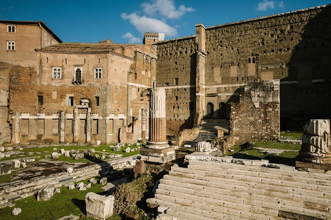 from Civitavecchia: Skip the line Colosseum and Ancient Roman forum, Lago Bracciano, ITALY