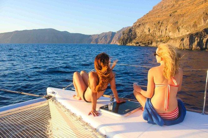 Recorrido por la caldera de Santorini con comida griega completa y bebidas, Santorini, GRECIA