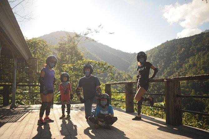 Haunted Valley Waterfall ATV and Bike Tour, Seminyak, Indonésia