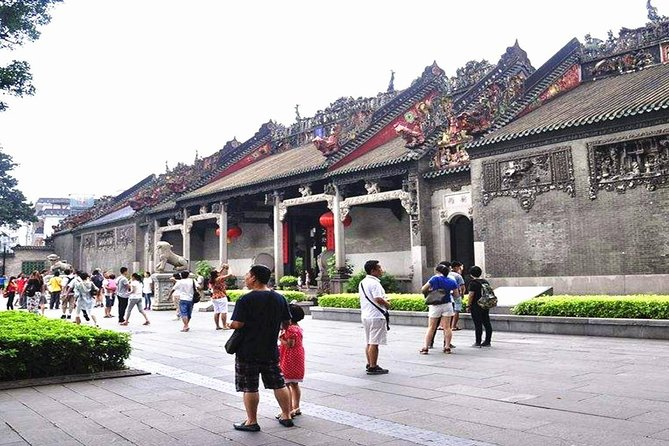 1 Day Classic Tour in Guangzhou China, Canton, CHINA