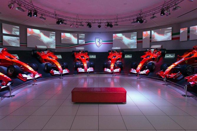 Ferrari and Lamborghini Museums Half day tour from Parma, Parma, ITALIA