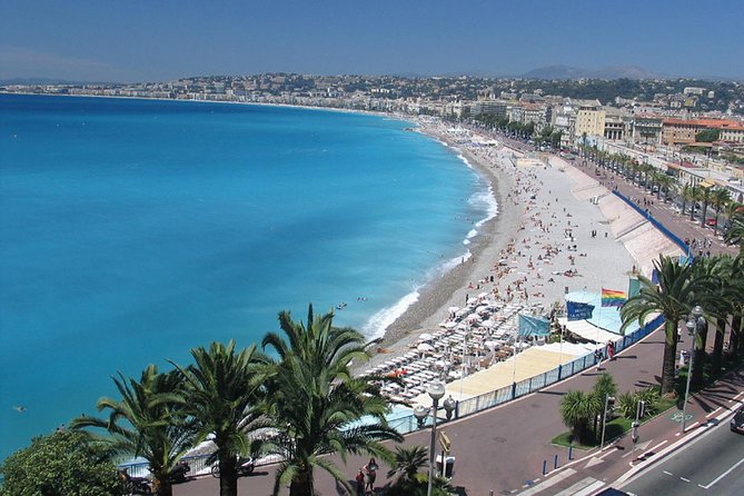 Cannes Shore Excursion: Eze, Monaco and Nice Full Day Tour, Cannes, FRANCIA