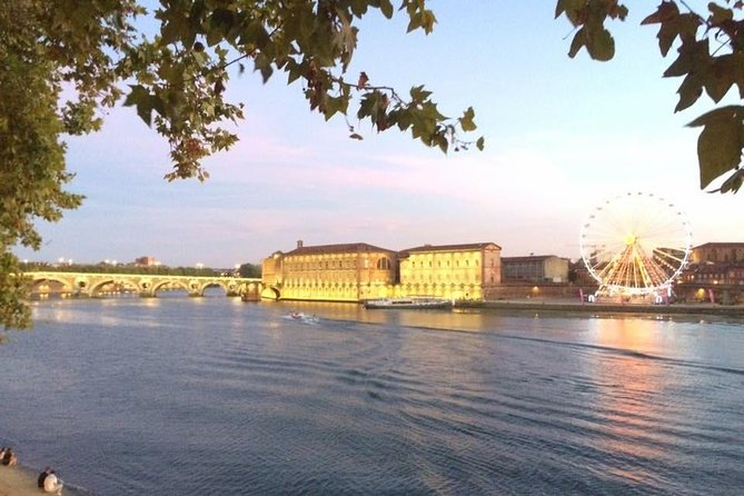 Day tour to Toulouse and the Canal du Midi. From Carcassonne and around., Carcasona, FRANCIA