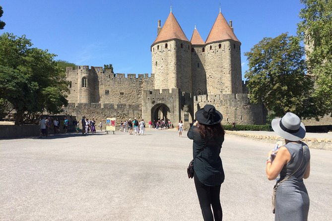MÁS FOTOS, Cité de Carcassonne Guided Walking tour. Private tour.