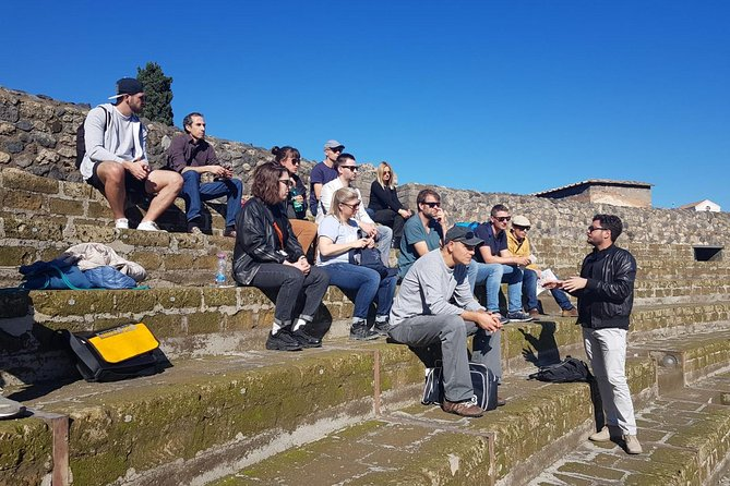 Skip the line: Pompeii Private Tour with an Archeologist/Tourist Guide, Pompeya, ITALIA