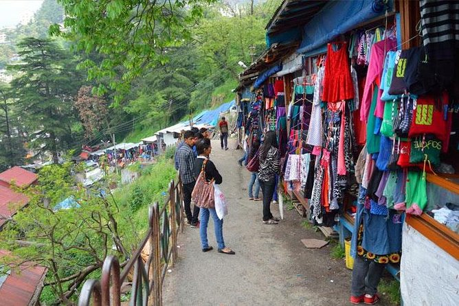 Shimla, also known as the Queen of Hills, offers great scenic beauty and also some great bargains at its many local bazaars. On this half-day tour, explore the colorful bazaars of Shimla and pick up souvenirs and local wares. Your guide will tell you about the best places to buy from and also help you in negotiating a good price. <br><br>Highlights<br><br>● Lakkar Bazaar<br><br>● The Mall <br><br>● The Government Emporium<br>