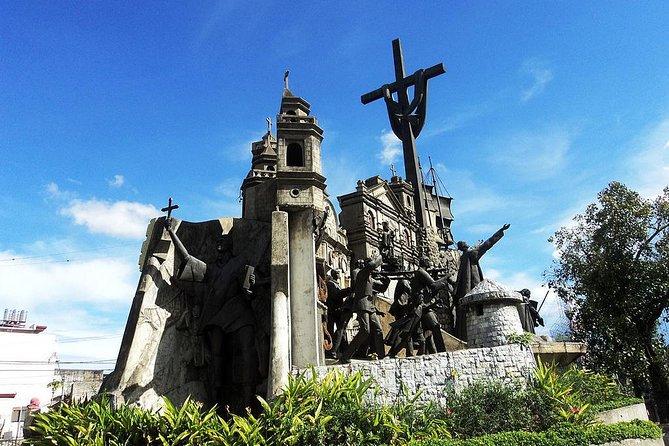 Private Cebu & Lapu-Lapu City Tour with Uphill Spots & Lunch at House of Lechon, Ciudad de Tagbilaran, FILIPINAS