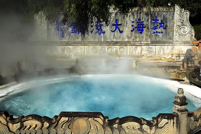 Tengchong is famous for hot spring, for the day tour you can make the tour to Rehai Hot sea , here you can see difference hot springs.  And Heshun is a nice old Town which is  indeed a quiet place with many traditional courtyards, pavilions, memorial halls, archways, and ponds.In the town, you could visit the Heshun Library, Museum of Yunnan-Burmese Anti-Japanese War, Heshun Lane, Wanlouzi Museum and some ancestral halls. The tour including pick up and drop off transfer from hotel , entrance fee and Chinese lunch.