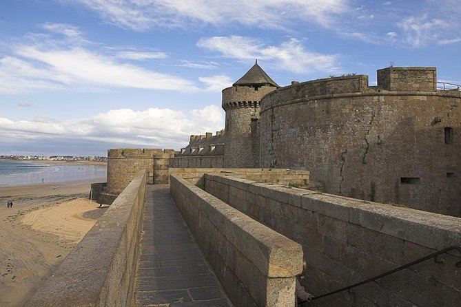 Day Trip with a local driver Dinan, Cancale, Saint-Malo from Rennes - 9 hours, ,