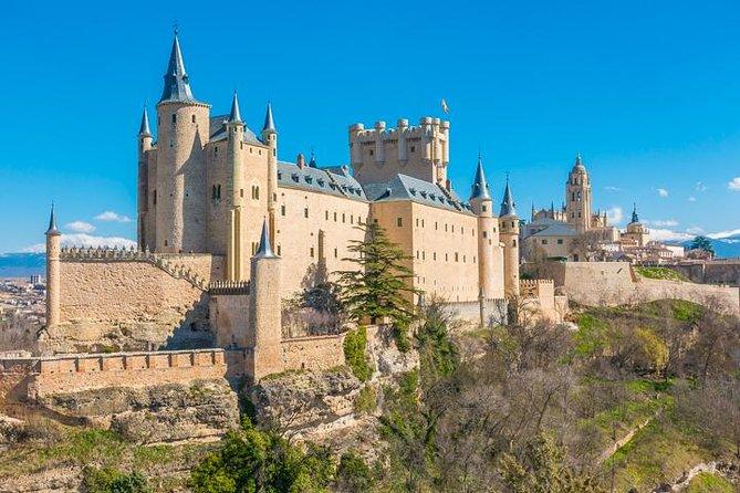 Excursión de un día completo a Ávila y Segovia desde Madrid (billetes incluidos), Madrid, ESPAÑA