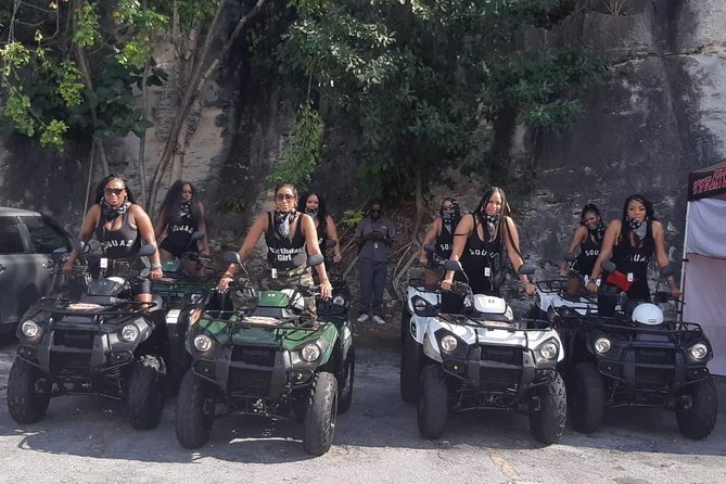 Get up close and personal with the Bahamian island exploring some of our historical and cultural sites aboard your easy-to-handle ATV . Hop on your ATV to discover the beauty of Nassu's  landscape riding on road experiencing the hospitality of the Bahamian people.<br><br>