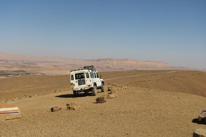 The Ramon Crater and rappelling package tour - an exciting combo tour., Sde Boker, Israel