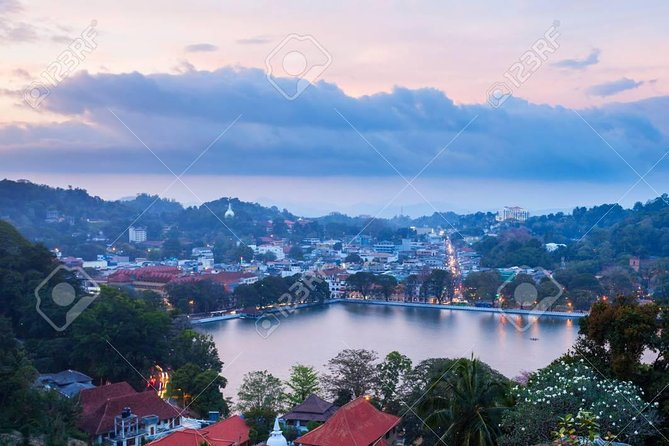Shore excursion Colombo port passenger Jetty to Kandy by Car, Colombo, SRI LANKA