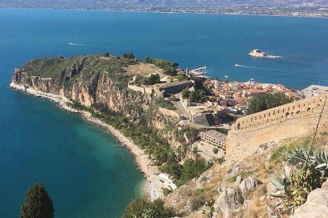 Private Day Tour of Mycenae - Nafplio [Lunch] - Epidaurus from Nafplio or Hydra, Corinto, Greece