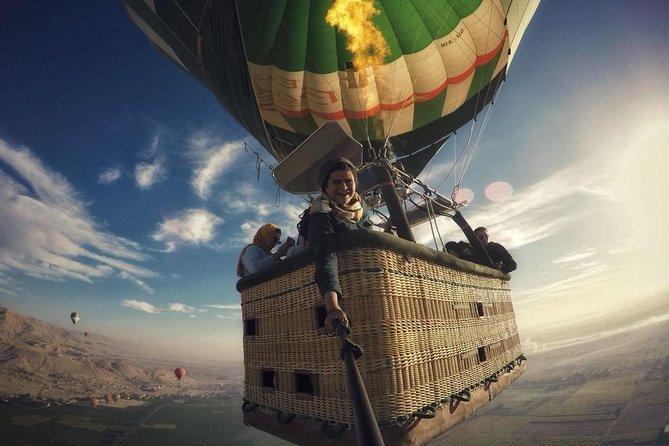 MÁS FOTOS, Luxury Hot Air Balloon Riding in Luxor