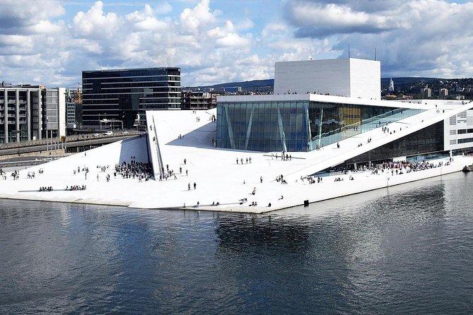 Descubra Oslo à pé, Oslo, NORUEGA