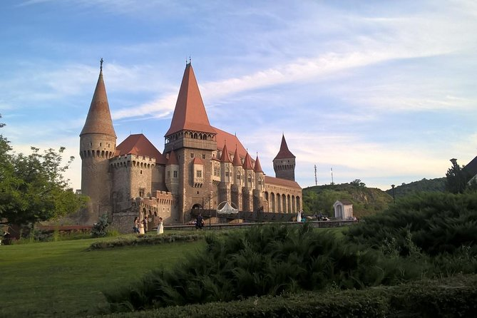 This tour takes you to the most beautiful Gothic castle in Romania and to Sibiu, the Capital of Culture in Europe for 2007.