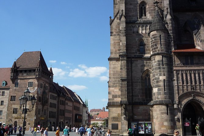 Nuremberg Old Town and Nazi Party Rally Grounds Walking Tour, Nuremberg, Alemanha