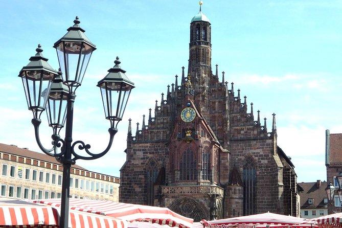 Private Tour: Nuremberg Day Trip with Train Transport from Munich, Munique, Alemanha