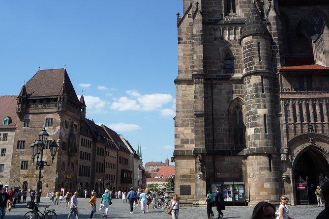 Nuremberg Old Town Walking Tour in English, Nuremberg, Alemanha